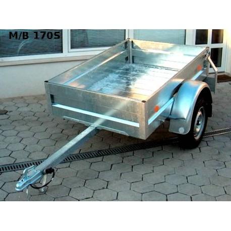 Tovorna prikolica MB-164107-N1-750-170S